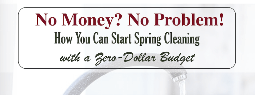 spring-clean-no-budget